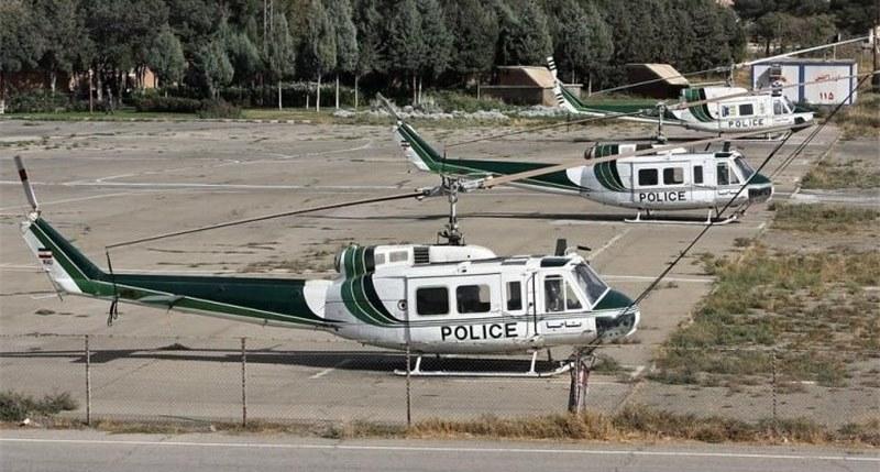 تعداد بالگردهای ناجا افزایش یافت