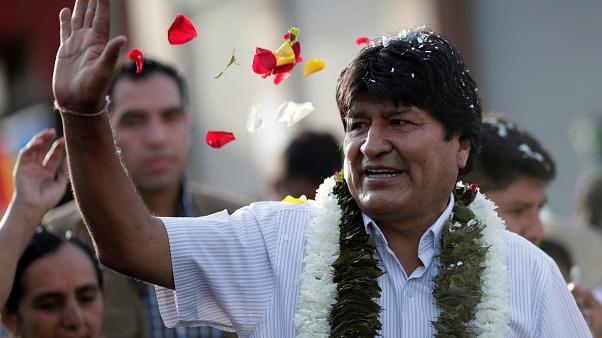 دادگاه انتخاباتی بولیوی رسما پیروزی مورالس را اعلام کرد