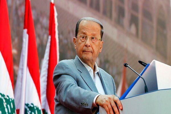 نخستین%20واکنش%20رئیس%20جمهور%20لبنان%20به%20استعفای%20سعدحریری