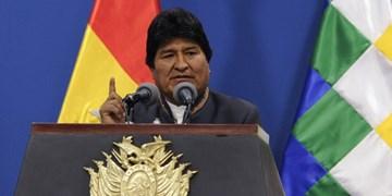 مورالس خواستار انتخابات مجدد ریاست جمهوری در بولیوی شد