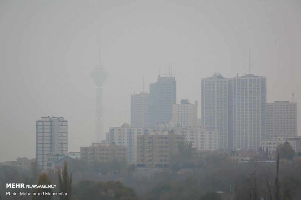 تهران-در-انتظار-وزش-باد