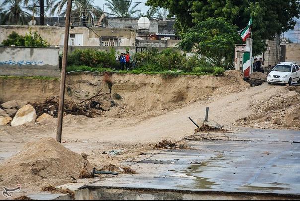 400 روستای سیستان و بلوچستان در محاصره سیلاب قرار دارد