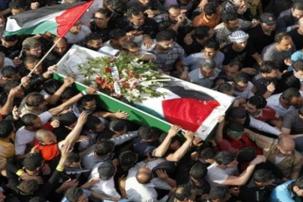 شهادت یک مجروح راهپیمایی بازگشت در غزه