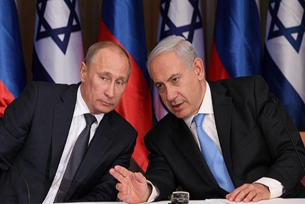 دیدار-پوتین-و-نتانیاهو-با-محوریت-ایران