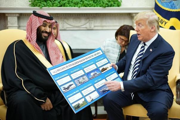 واکنش کاخ سفید به جاسوسی بنسلمان از مالک آمازون: عربستان سعودی متحد مهم ماست