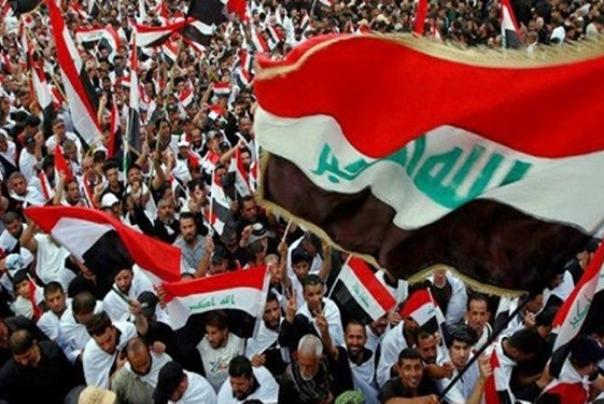جمعه استقلال و حاکمیت عراق تظاهرات میلیونی علیه آمریکا/ مردم : خواسته اصلی ما اخراج نظامیان اشغالگر است