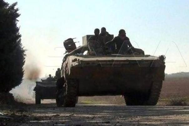ارتش سوریه یک روستا در شرق ادلب را به کنترل خود درآورد
