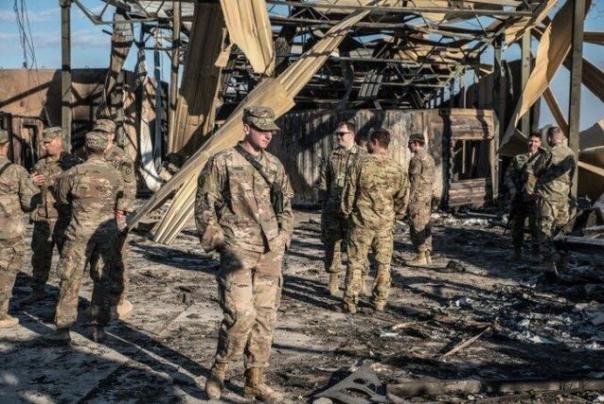 وضعیت وخیم 8 سرباز آسیب دیده آمریکایی در پی حمله ایران
