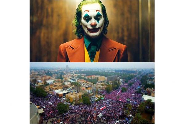 اغتشاشات «جوکر» یا خروش «جادریه»؛ خیابانهای خاورمیانه در تسخیر کیست؟