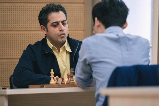 احسان قائممقامی قهرمان شطرنج ایران شد