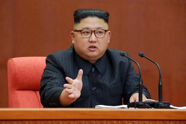 کیم جونگ اون رهبر کره شمالی با ارسال پیامی به حسن روحانی، سالگرد پیروزی انقلاب اسلامی ایران را تبریک گفت.