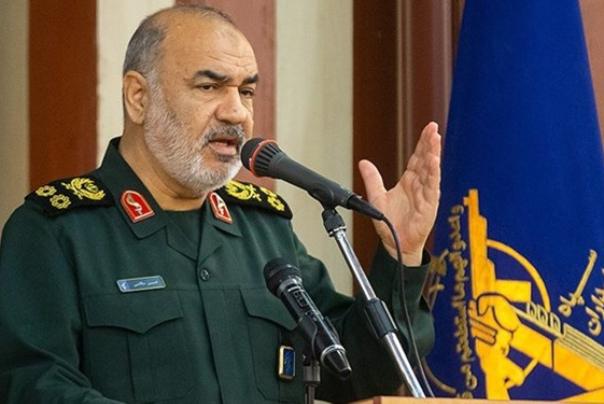 سرلشکر سلامی: ملت ایران در 22 بهمن ثابت کرد که مسیر انقلاب را با قدرت ادامه میدهد