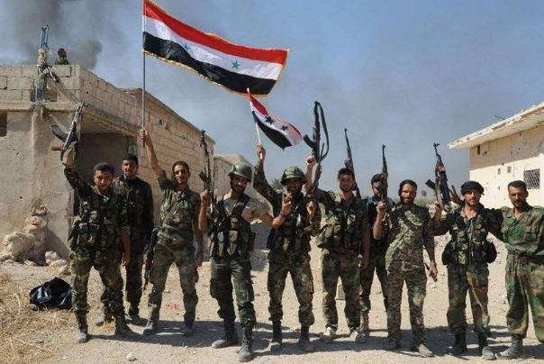 ارتش سوریه 3 روستا را در جنوب حلب آزاد کرد