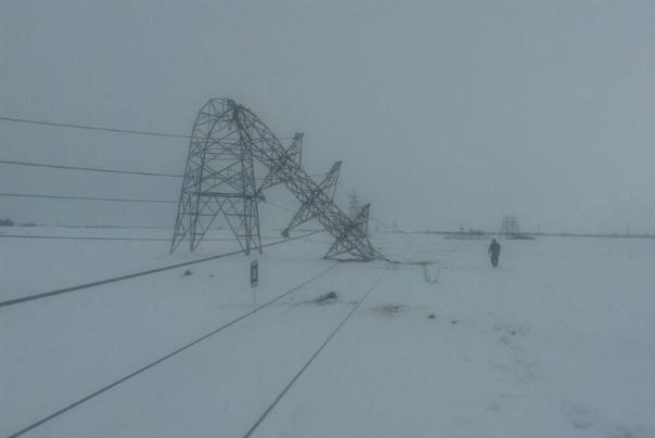 رفع مشکل قطعی برق استان گیلان تا فردا/ برق 60 درصد از مشترکان وصل شد