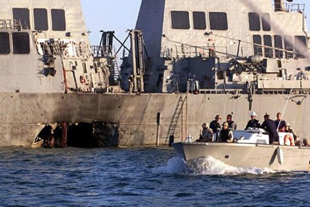 توافق سودان و آمریکا درباره حادثه ناوچه آمریکایی در سال 2000