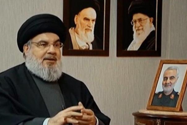 سید حسن نصرالله: حاج قاسم استراتژیست تمامعیار بود؛ وعده حضرت آقا درباره حزبالله محقق شد
