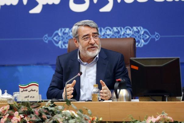 وزیر کشور: 2 جمعه متوالی را برای دور دوم انتخابات پیشنهاد دادیم