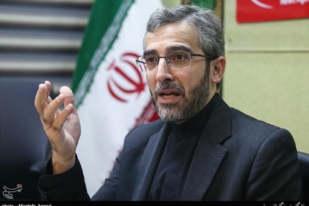 گفتگو| علی باقری: فعالیت دوجانبه ایران و عراق برای پیگیری پرونده ترور سردار سلیمانی
