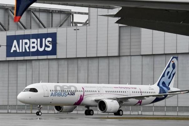 عبور ایرباس از بوئینگ در تولید و تحویل هواپیما