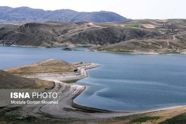 وضعیت منابع آبی در 10 استان مثبت و در 8 استان منفی است