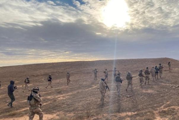 پایان مرحله نخست عملیات «أبطال العراق» در مرز عراق، سوریه و اردن
