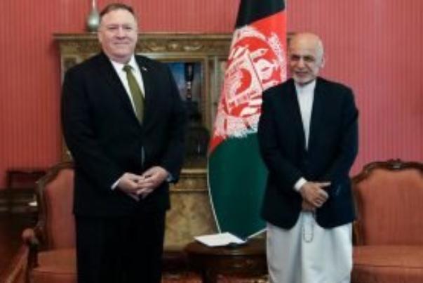 آمریکا یک میلیارد دلار از کمک های خود به افغانستان را کاهش داد
