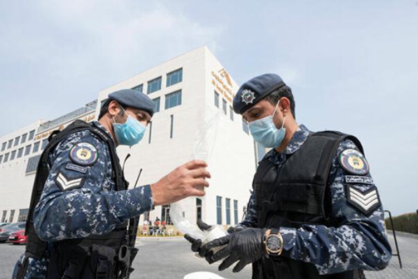مجازات 10 سال حبس در انتظار عاملان عامدانه شیوع کرونا در کویت