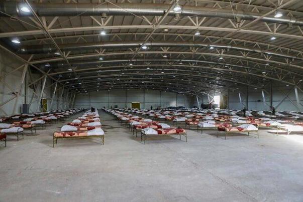مجتمع بیمارستانی و نقاهتگاه 2000 تختخوابی ارتش در تهران افتتاح شد