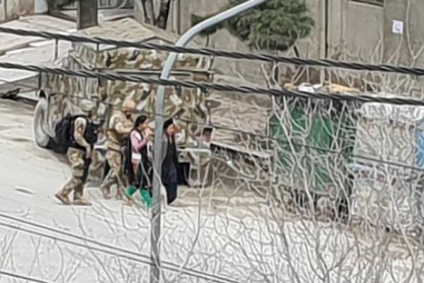 حمله مهاجمان مسلح به عبادتگاه سیکها در کابل؛ 11 نفر کشته شدند