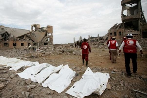 آمار خسارتهای جانی و مالی وارد شده به یمن پس از 5 سال جنگ