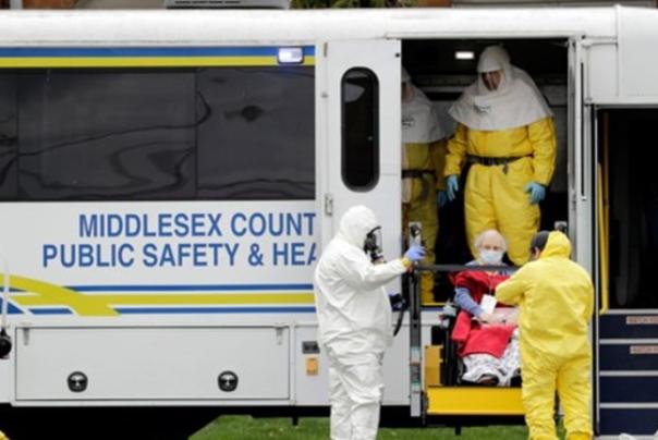 کرونا  تلفات اعلامی آمریکا از 1000 نفر بیشتر شد