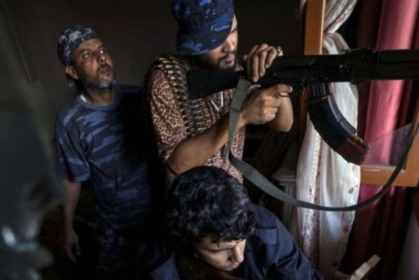 ورود تجهیزات جدید و نیروهای تازهنفس از امارات به لیبی