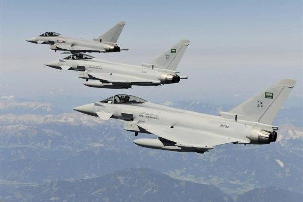 جنگندههای%20سعودی%20بار%20دیگر%20استان%20الجوف%20را%20بمباران%20کردند
