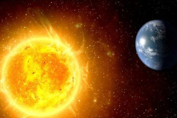 ارتباط کاهش انفعالات خورشید با زمینلرزه و قحطی