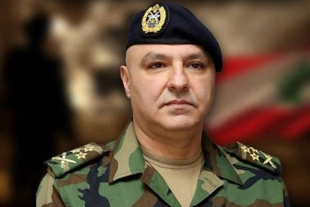 بیانیه فرمانده ارتش لبنان به مناسبت سالروز آزادسازی جنوب این کشور