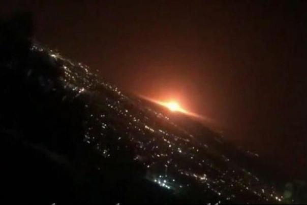 مخزن گاز در شرق تهران منفجر شد