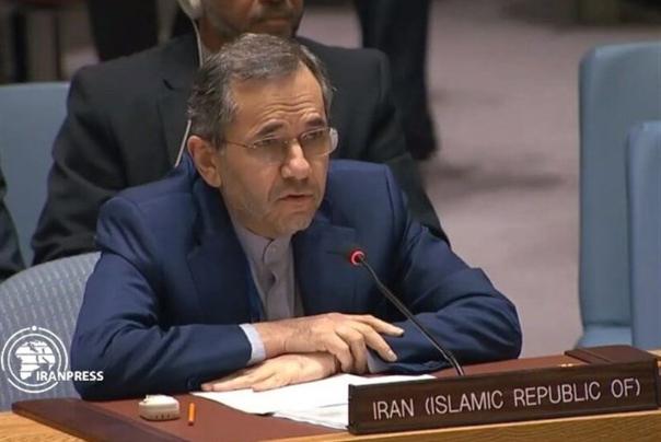 نماینده ایران: آمریکاییها در نشست شورای امنیت بار دیگر حمایت جهانی از برجام را خواهند شنید