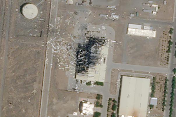 آیا اسرائیل وآمریکا حاضر به پذیرش مسئولیت آسیب رسانی به مرکز هسته ای نطنز هستند؟