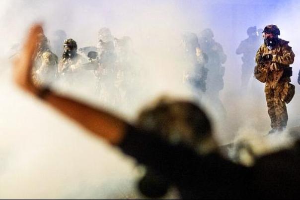 جاسوسی%20گسترده%20ماموران%20فدرال%20آمریکا%20از%20تظاهرکنندگان%20ضدنژادپرستی