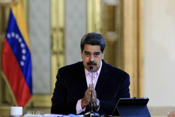 قدردانی%20مجدد%20«مادورو»%20از%20ایران