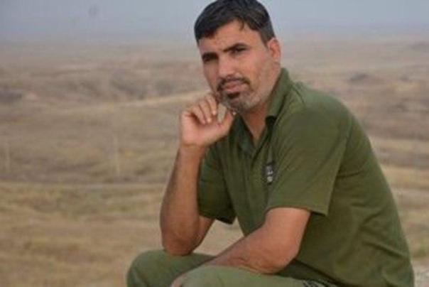 دفع حمله داعش و شهادت یک فرمانده الحشدالشعبی