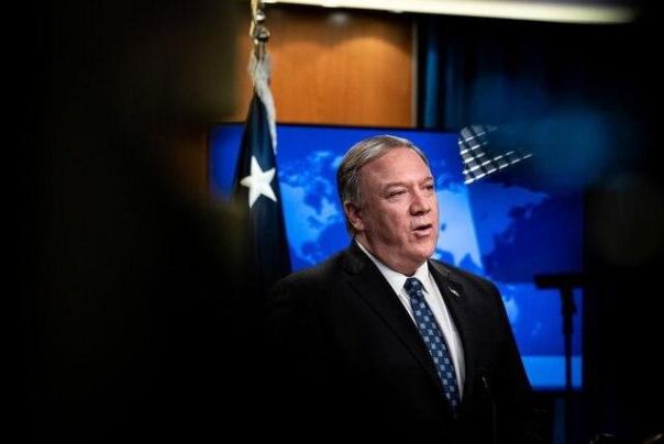 اذعان پمپئو بر راهبرد مشترک جمهوریخواهان و دموکراتها علیه ایران
