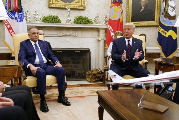 افشای تهدید ترامپ به حمله به گروههای مقاومت عراق