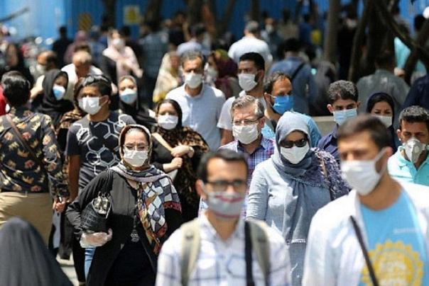 ماسک زدن در تهران اجباری شد