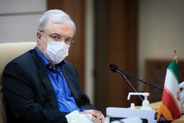 علت غیبت وزیر بهداشت در روزهای اخیر