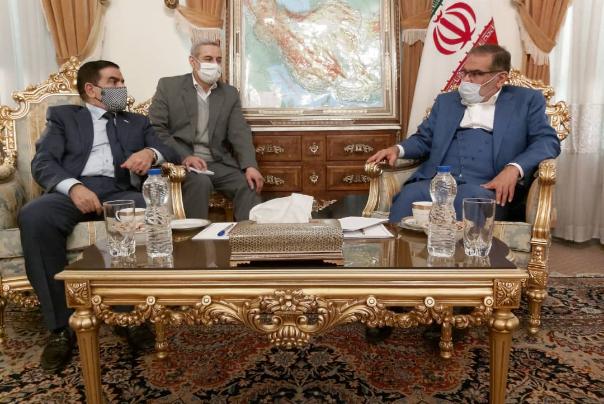 شمخانی: حمایت از اراده و امنیت مردم عراق سیاست پایدار ایران است