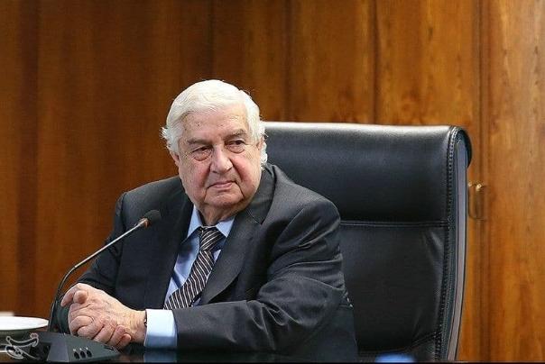 وزیر خارجه سوریه درگذشت
