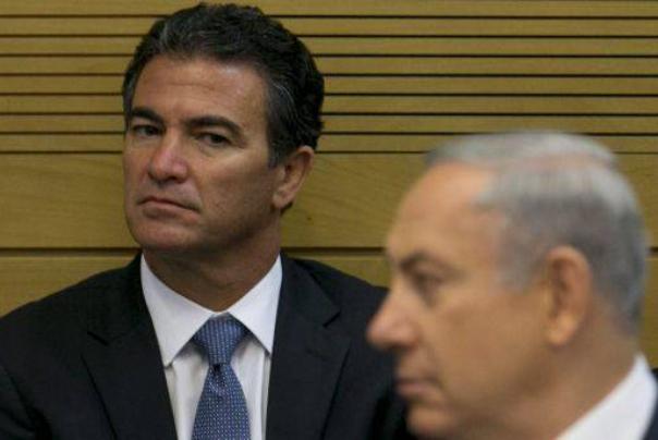 دختر رئیس موساد در مقابل نتانیاهو!