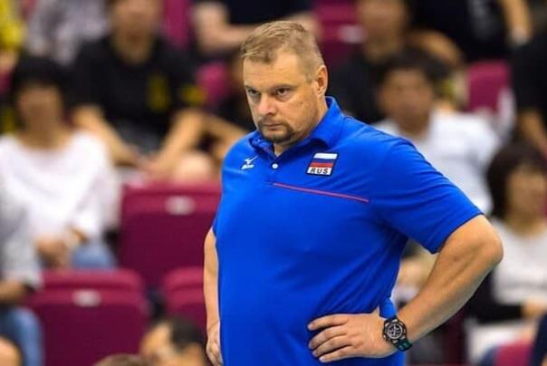 سرمربی جدید تیم ملی والیبال مشخص شد