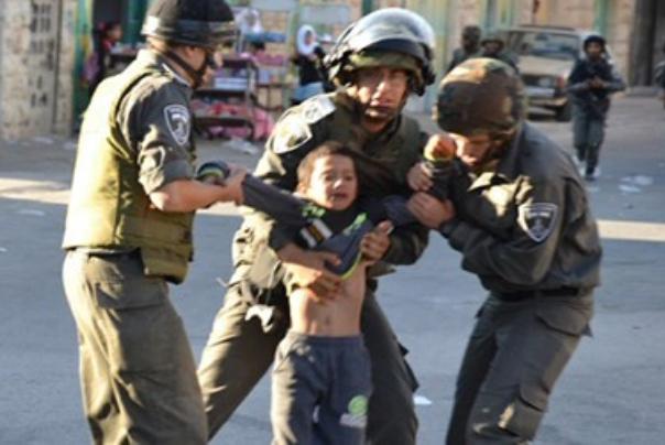 اسارت بیش از 400 کودک فلسطینی توسط رژیم صهیونیستی از ابتدای 2020